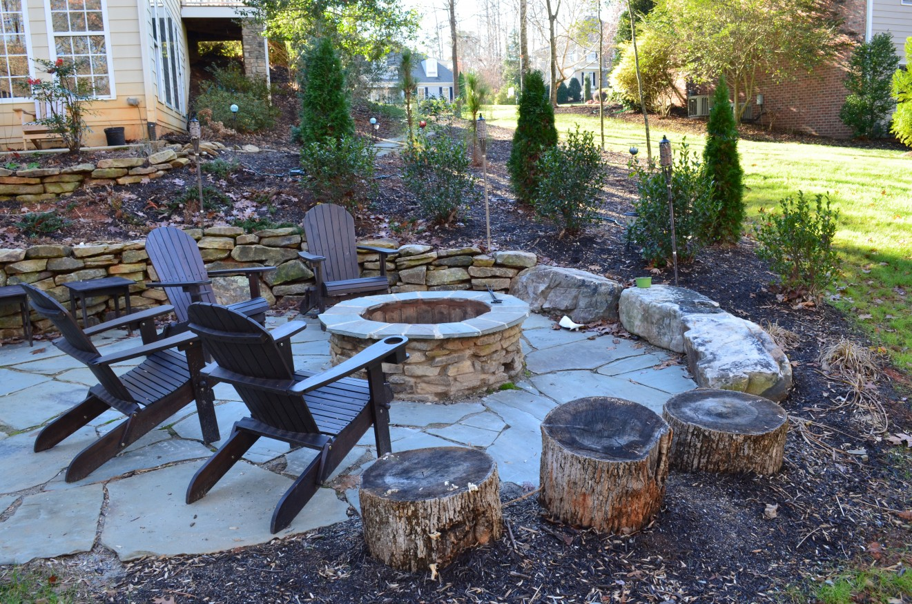 Fire Pits Places 24 West Lake Landscaping